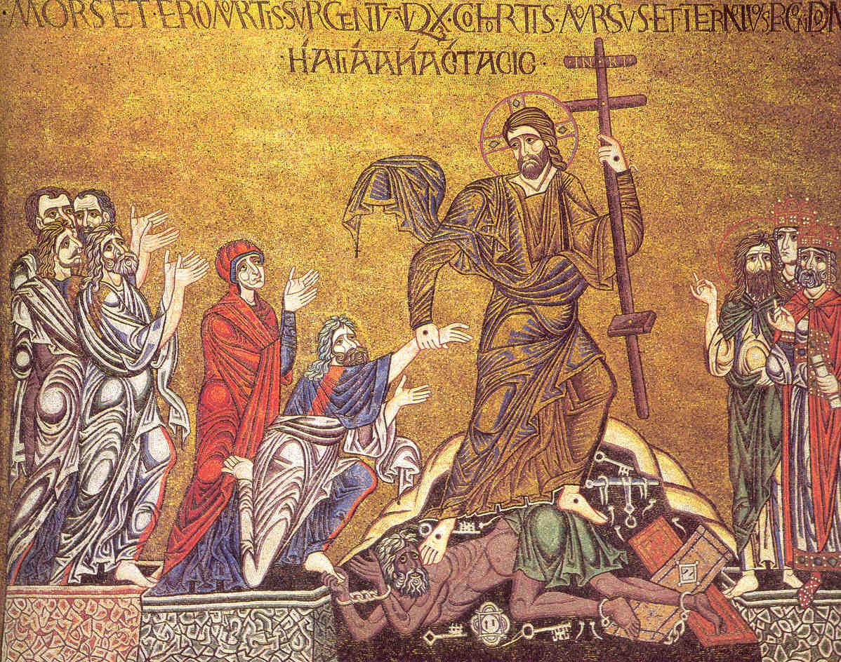 Αποτέλεσμα εικόνας για ανάσταση χριστού θεασάμενοι