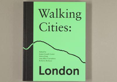 Sharon Kivland Walking Cities book launch
