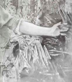 Penny McCarthy Material Truths, Joan's Hand Tracey Holland