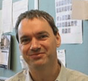 An image of Andy Stratton (Computing, SHU)