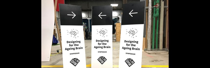 2017-04 Designing for the ageing brain symposium Lab4Living