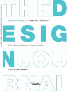 Design Journal, cover image