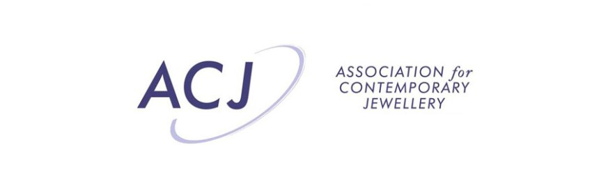 Association of Contemporary Jewellers logo - property of ACJ
