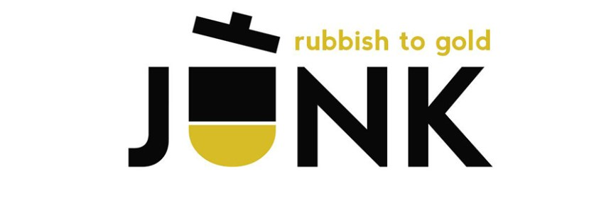 Junk - Rubbish to Gold logo