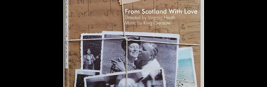 Composite image of From Scotland With Love, directed by Professor Virginia Heath