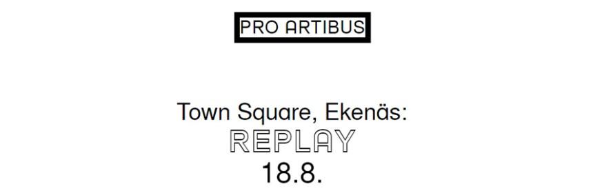 Image taken from Pro Artibus 'Replay' page