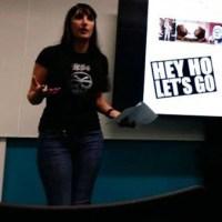Diane A Rodgers, Wyrd presentation 2, 2017