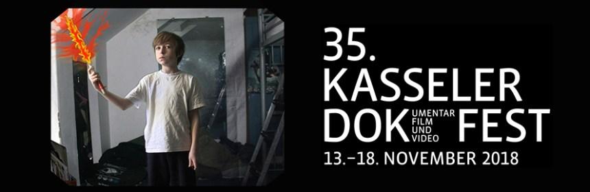 Still from Susannah Gent's 'Influence of Mars' with Kasseler Dokfest logo