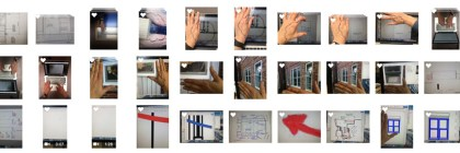 SWA residency - Becky's ongoing image library