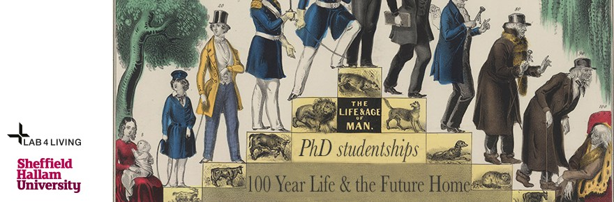 Lab4Living PhD studentships