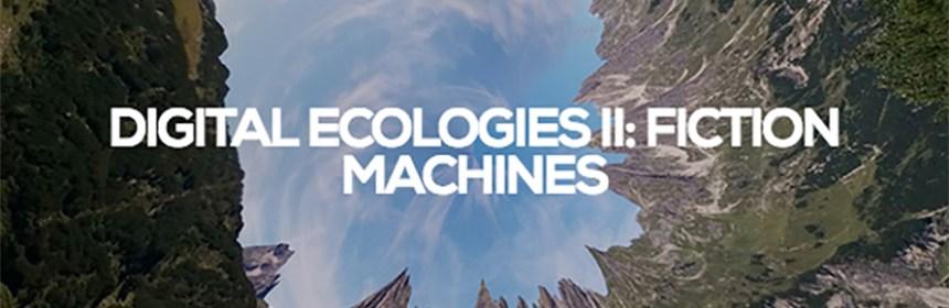 Image courtesy of Michelle Atherton - Digital Ecologies Symposium, Bath Spa University banner