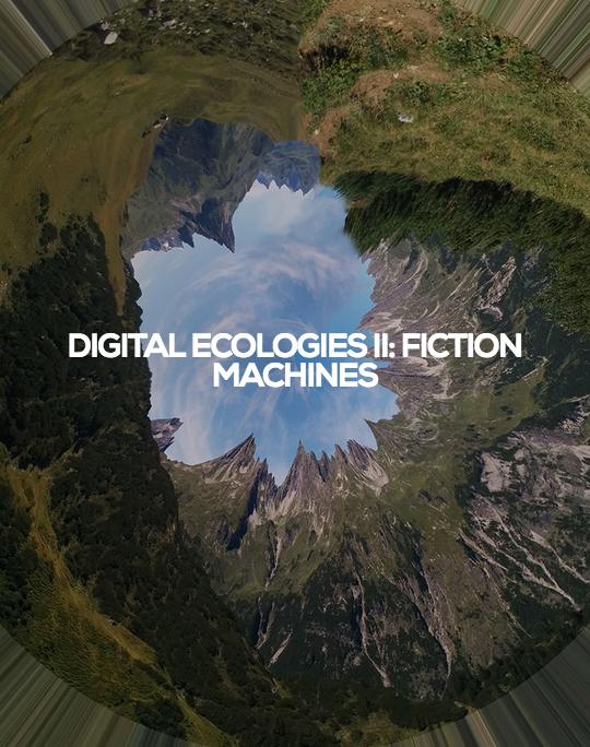 Image courtesy of Michelle Atherton - Digital Ecologies Symposium, Bath Spa University