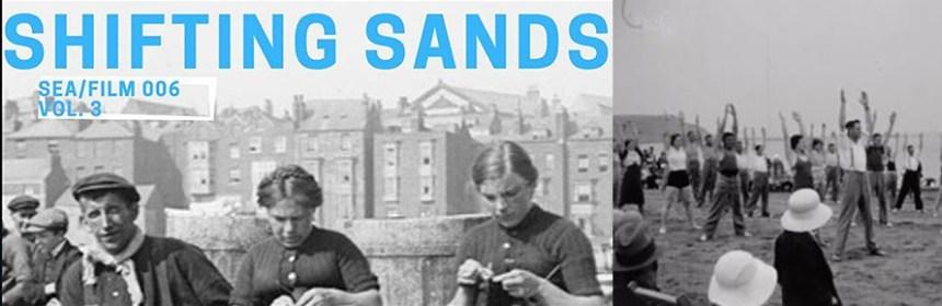 Shifting Sands screenings - Esther Johnson (stills from Retreating the Line/Hinterland)