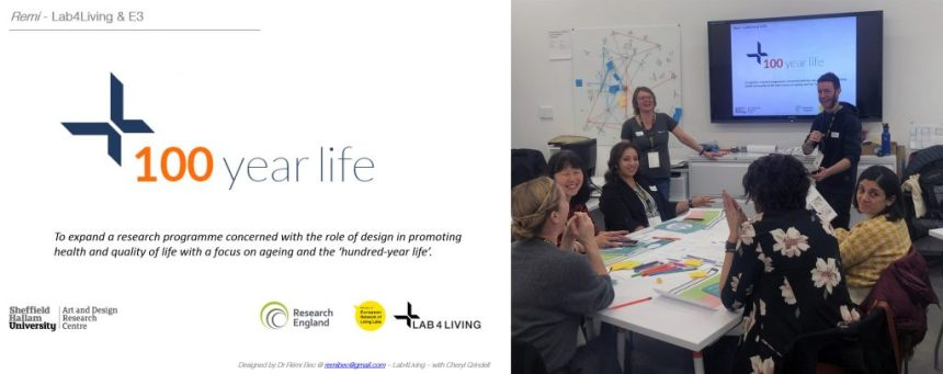 Remi Bec Researcher Blog - Presenting my activities under the 'Play' theme as part of the 100-year Life project
