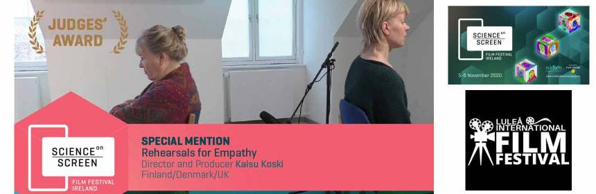 Kaisu Koski Rehearsals for Empathy
