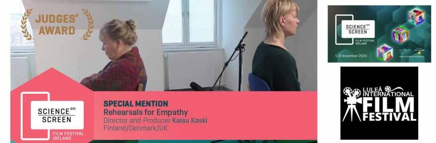 Kaisu Koski Rehearsals for Empathy