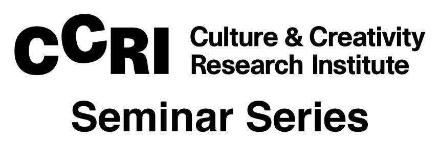CCRI Seminar Series