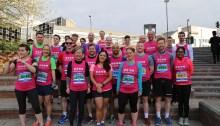 Run Marathon for Hallam