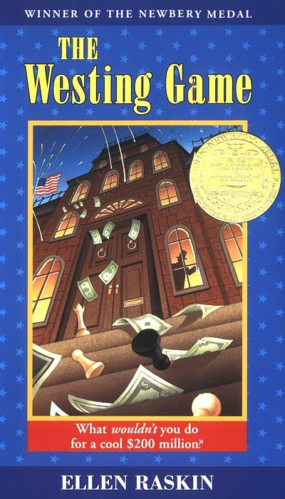 Top 100 Childrens Novels 9 The Westing Game By Ellen