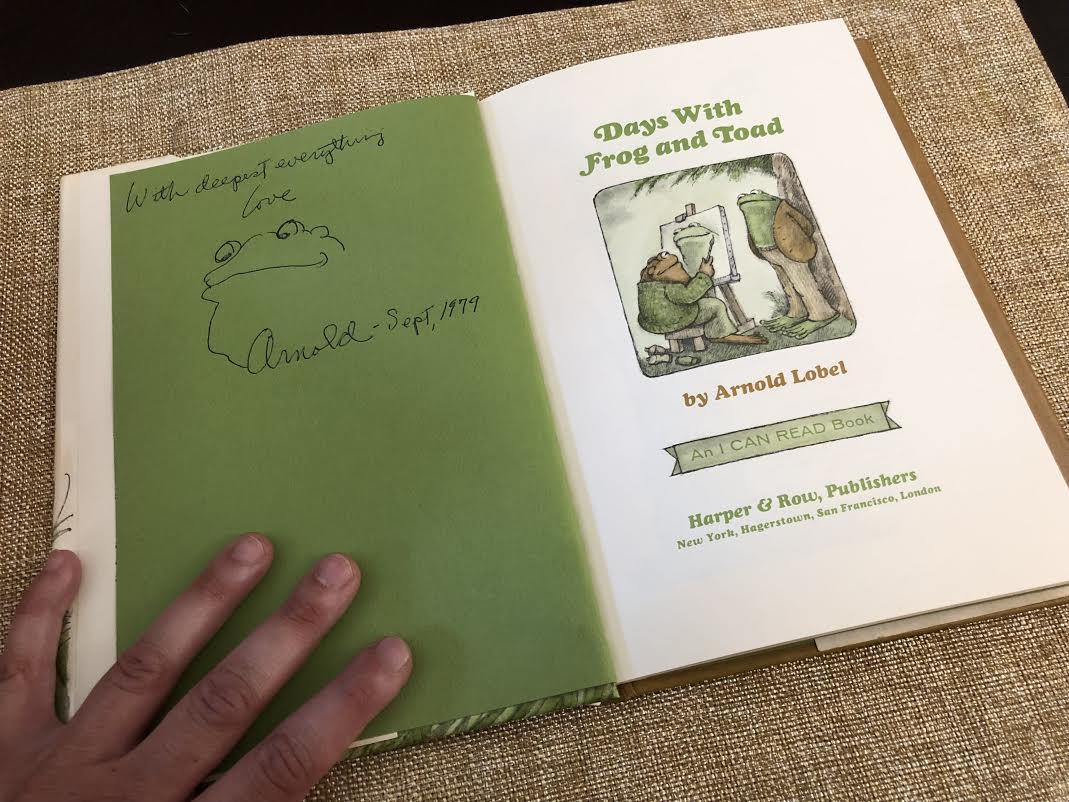 Frog And Toad Were More Than Friends A Guest Post By Kyle