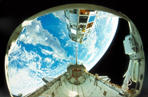 How IMAX Pulled Spaceflight Down to Earth At the