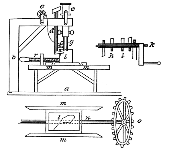 thomas saint sewing machine