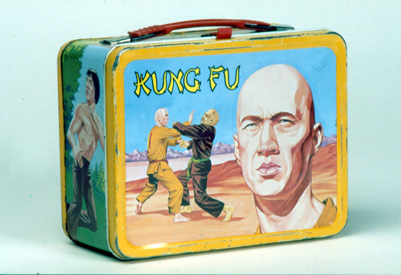 Kung Fu Lunch box