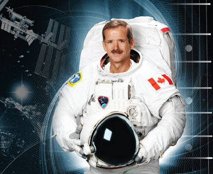 So Long Chris Hadfield, Thanks for All the Fish | Smart ...