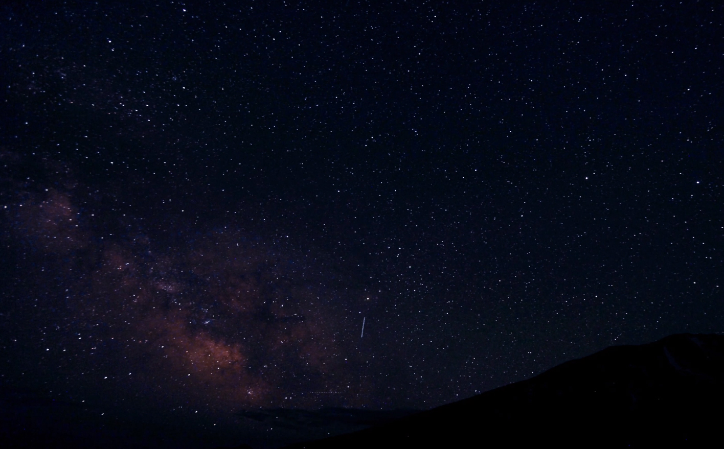 This Stunning Six And A Half Hour Video Of The Night Sky
