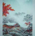 Traditional Chinese Art by Calvin Chow