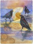 'Tis the Raven, Nevermore, by Charlotte Peterson