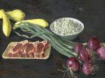 Sarah Burns, Lamb Chops for Smithfields Restaurant