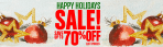 Utrecht 70% Off Holiday Sale 2012