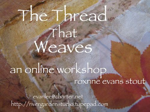 Roxanne Stout Jan 2013 online workshop