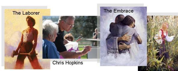 chris hopkins art