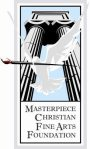 Masterpiece Christian fine arts logo