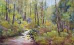 """""""Jackson Creek,"""" by Steve Bennett"""