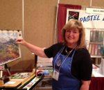 picture of pastel artist Janis Ellison