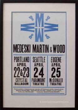 MMW 2002 concert poster