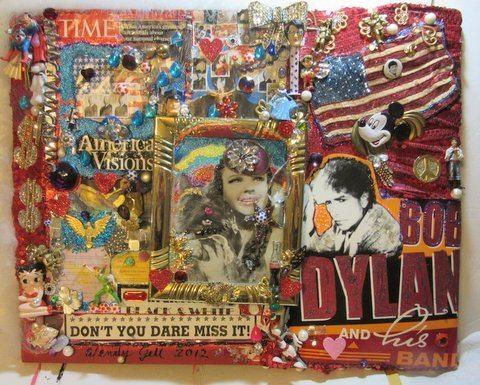 American Visions, Gelastic Art by Wendy Gell