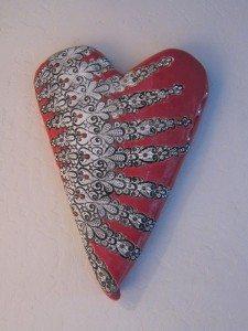 Heart, by Cheryl Kempner