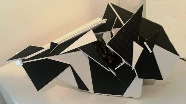 Ashley Clasby_Sculpture_Morphic Abstract