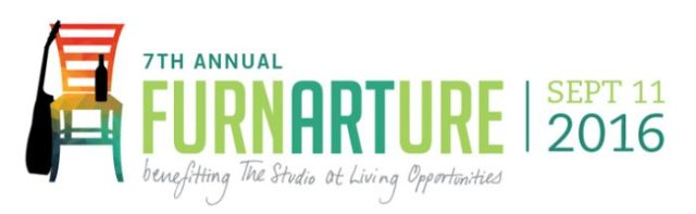 2017 FurnARTure Benefite for the Studio ta Living Opportunities