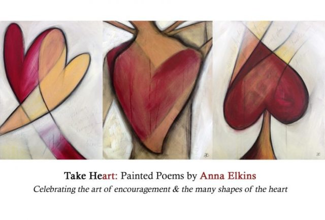 Anna Elkins to Take Heart Reception