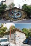 """""""Knowledge Speaks - Wisdom Listens,"""" Athens, Greece"""