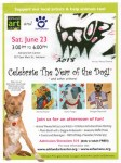 "This Saturday - Celebrate ""The Year of the Dog""! Ashland Art Center and SO Humane"