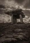 Poulnabrone Dolmen by Paul Jorizzo