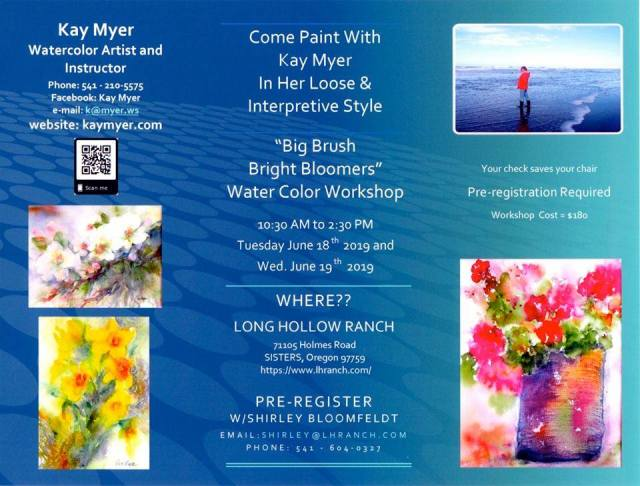 Kay Myer fkyer for June 2019 painting workshop