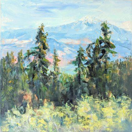 silvia trujillo summer newsletter painting