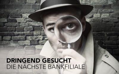 Bankfilialen: Totgesagte leben länger